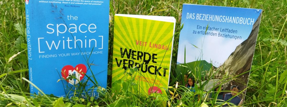 3 Buchempfehlungen